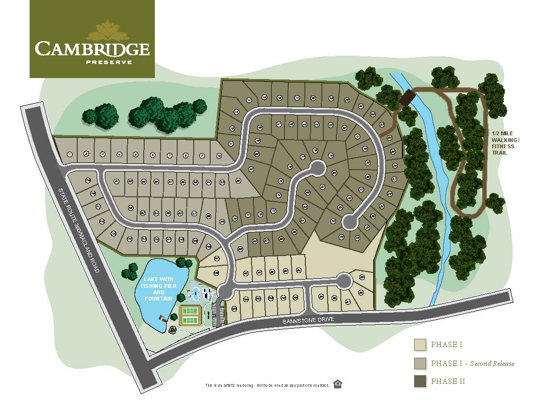 5-15-15 Cambridge Preserve Site Plan final copy-4