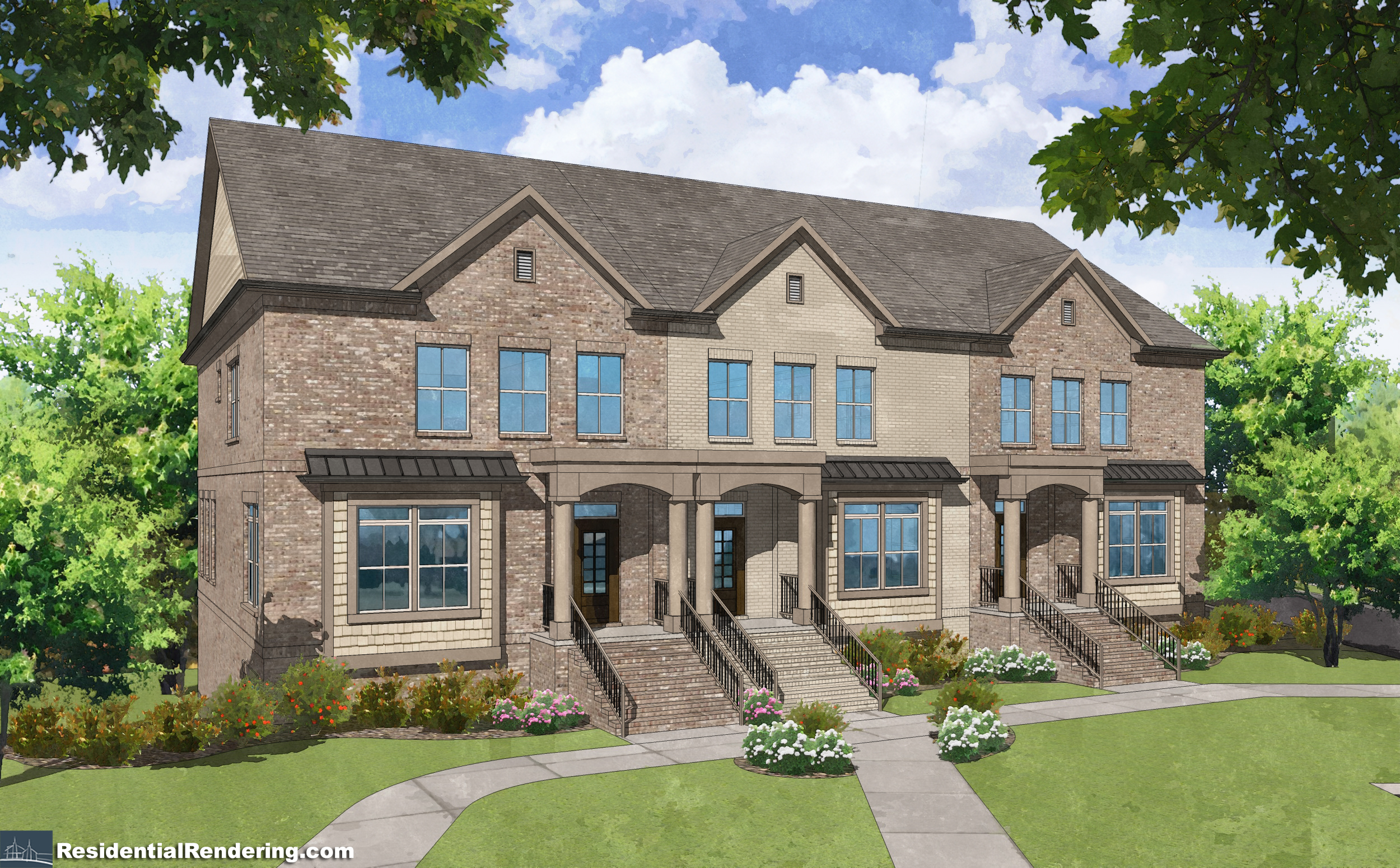 Laurel Gate The Tolleson New Homes Division